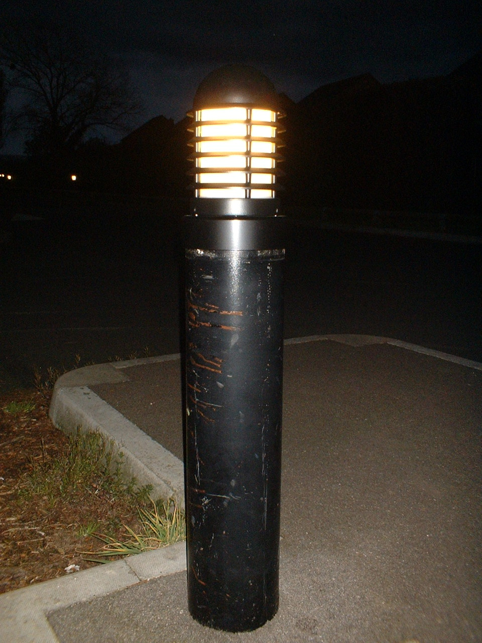 Indoor tennis club driveway lighting total lighting for How to install driveway lights