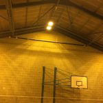 Highworth Leisure Centre Sports Hall Lighting Upgrade