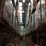 Sci-Mx Nutrition replacement warehouse lighting