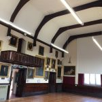 St Edward's Hall Lighting