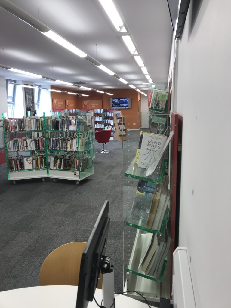 Cirencester Library