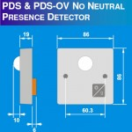 PDS Presence Detection Switch